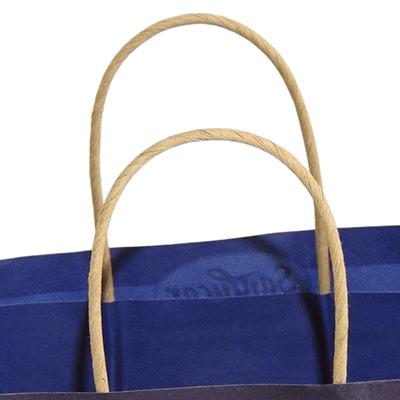 Asas de papel para bolsas
