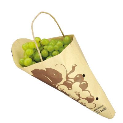 Fabricante bolsas de papel fruta fresca