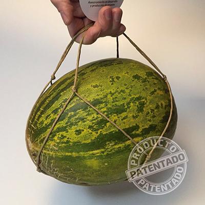 Malla papel melón