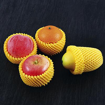 Protectores foam frutas